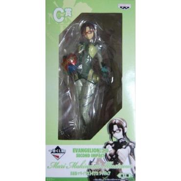 Evangelion - Figurine Mari Ichiban Kuji Lot C