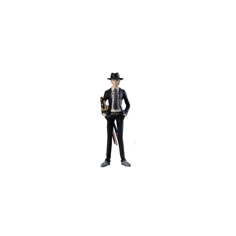 One Piece - Figurine Zoro Roronoa Super Styling