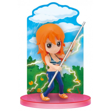 One Piece - Figurine Nami Ichiban kuji Girls Collection Lot I