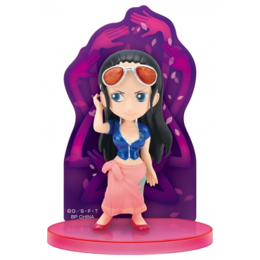 One Piece - Figurine Robin Ichiban Kuji Girls Collection Lot I