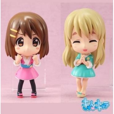 K-on! - Figurine Tsumugi Et Yui Hirasawa Ichiban Kuji