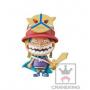 One Piece - Figurine Garu WCF FZ036