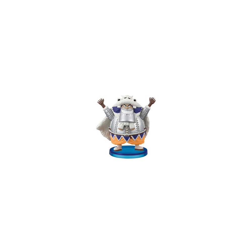 One Piece - Figurine Tin-Plate Wapol WCF TV110
