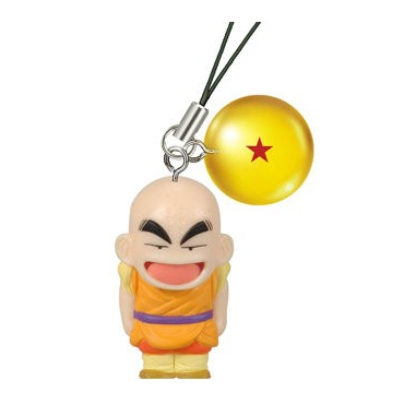 Dragon Ball - Strap Krilin Gashapon 6