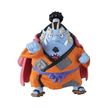 One Piece - Figurine Jinbei Bandai Collection