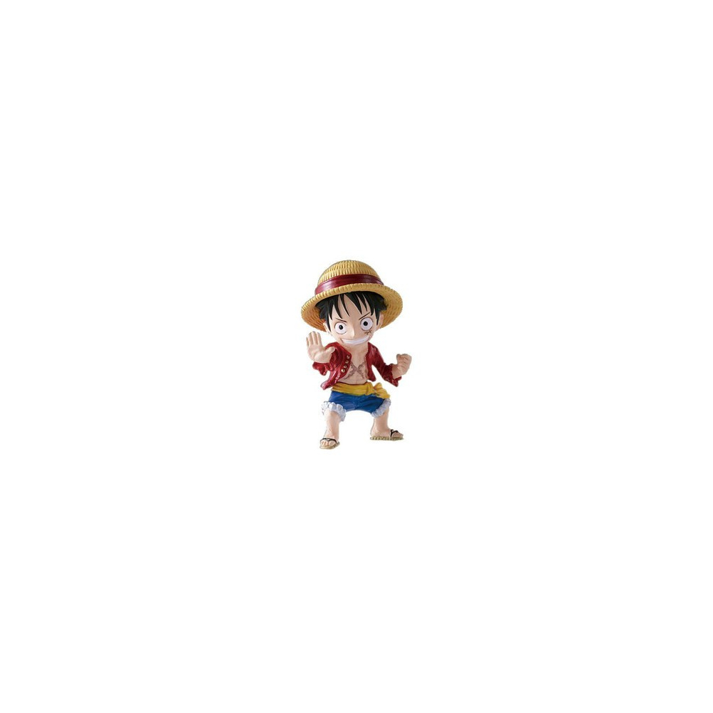 One Piece - Figurine Monkey D Luffy Bandai Collection