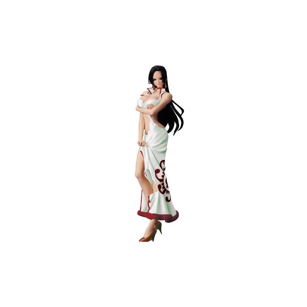 One Piece - Figurine Boa Hancock Glitter Galmourous Version Blanche