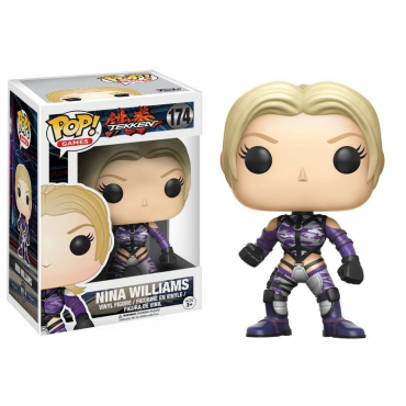 Tekken - POP Nina Williams