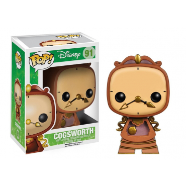 Disney - Figurine POP Cogsworth