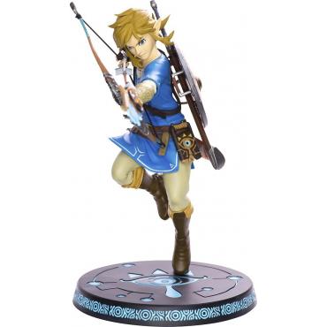 Legend of Zelda Breath of the Wild - Figurine Link