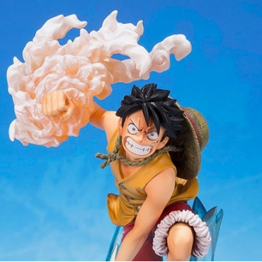 One Piece - Figurine Monkey D Luffy Figuarts Zero