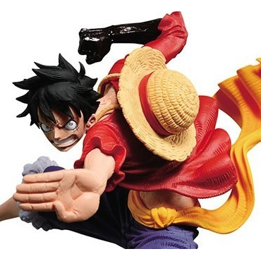 One Piece - Figurine Monkey D Luffy SCultures Big Zoukeio 6 vol. 3