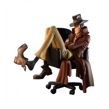 Lupin The Third - Figurine Inspecteur Zenigata Creator X Creator
