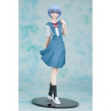 Evangelion - Figurine Rei Ayanami Uniform Version