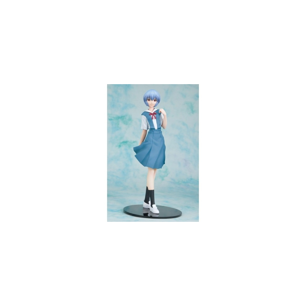 Evangelion - Figurine Rei Ayanami Uniform Version
