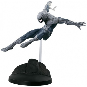 Spiderman - Figurine Spiderman Creator X Creator Version Grise