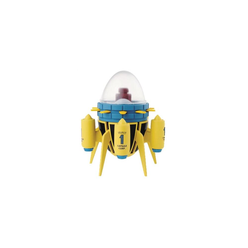Dragon Ball Super - Figurine Time Machine Mega WCF