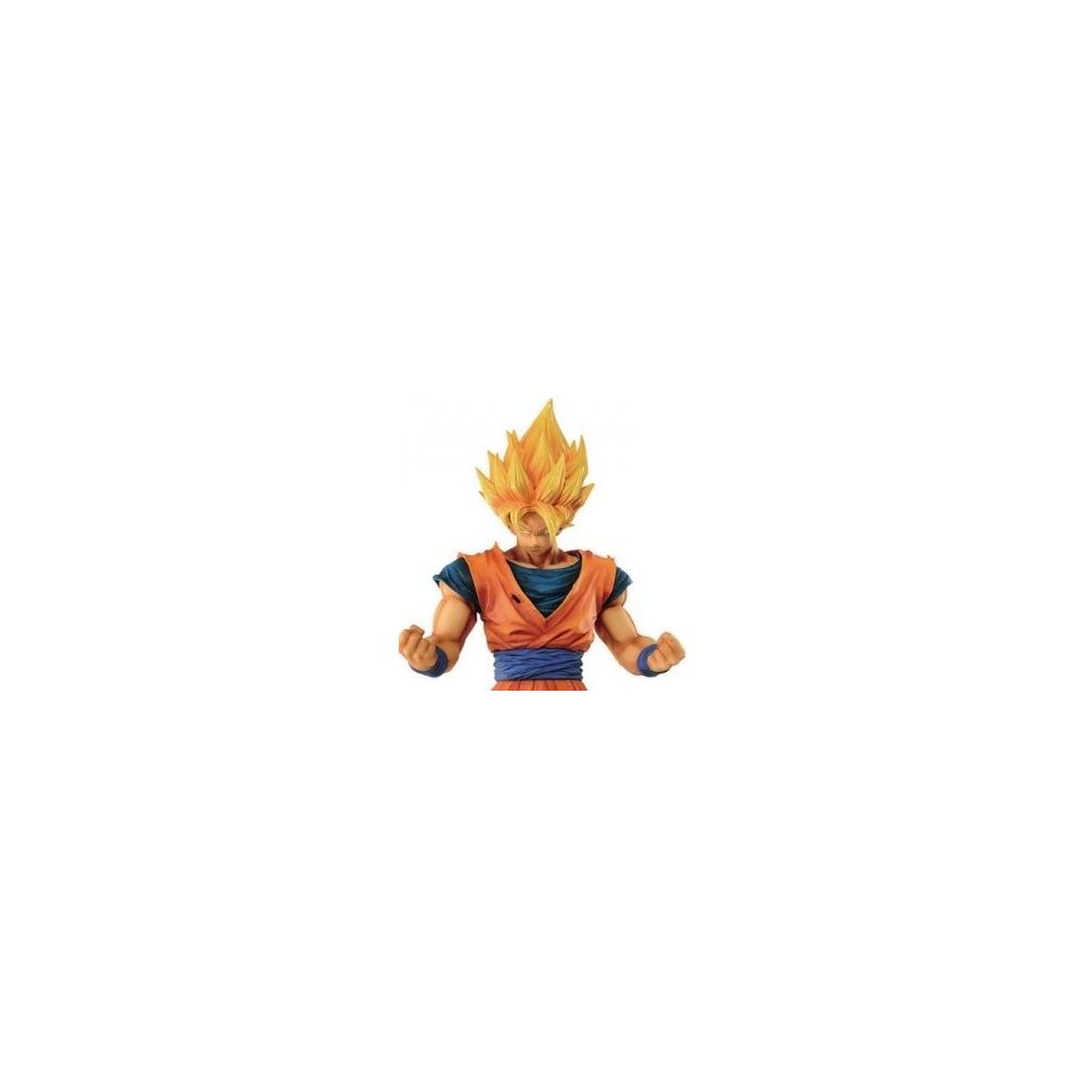 Dragon Ball Z - Figurine Son Goku Grandista Resolution Of Soldiers