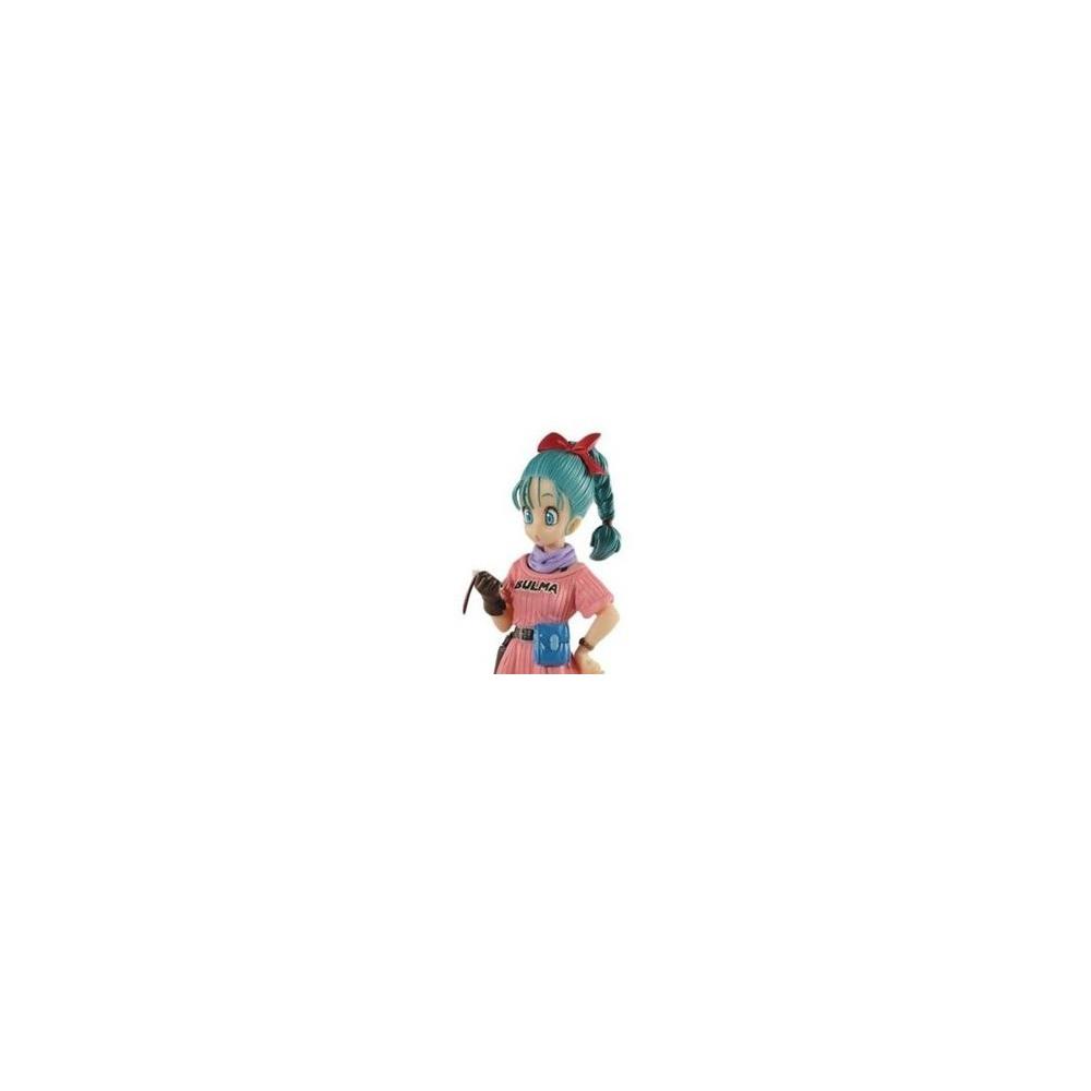 Dragon Ball - Figurine Bulma Colosseum 7 Scultures Vol.5