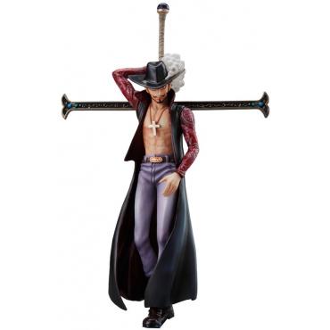 One Piece - Figurine Mihawk Super Styling