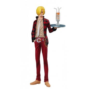 One Piece - Figurine Sanji Styling Special Film Z