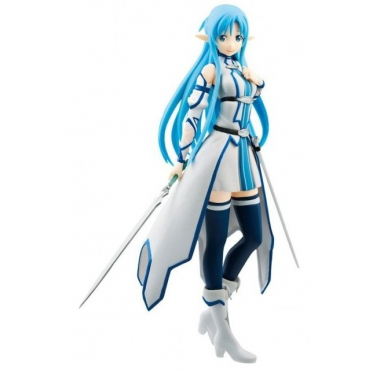 Sword Art Online - Figurine Asuna Alo SQ Collection Version A