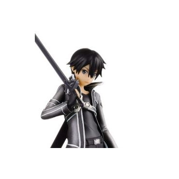Sword Art Online - Figurine Kirito Ordinal SQ Collection