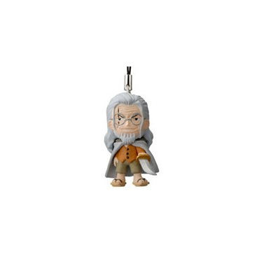 One Piece - Strap Silver Rayleigh Start Island