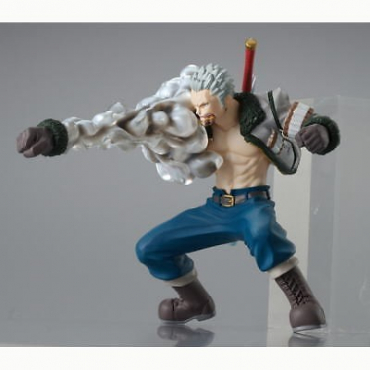 One Piece - Figurine Smoker Attack Motion
