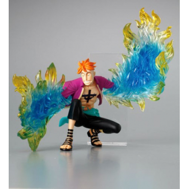One Piece - Figurine Marco Attack Motion Vol.3