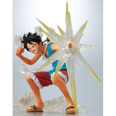 One Piece - Figurine Luffy Attack Motion Vol.4