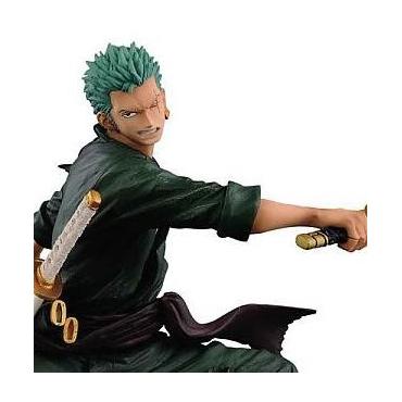 One Piece - Figurine Zoro Roronoa Zoukei Monogatari