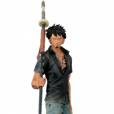 One Piece - Figurine Trafalgar Law Super Master Stars Piece
