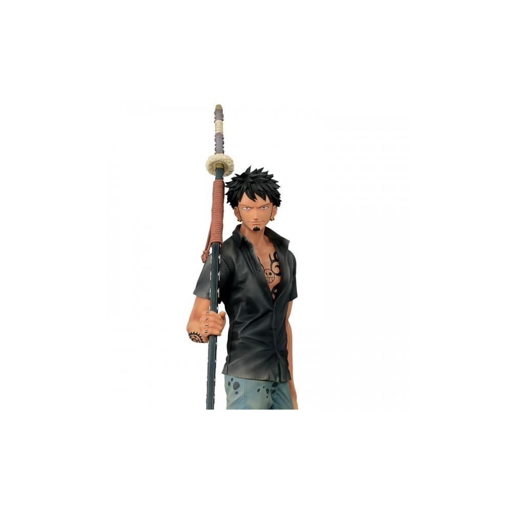 One Piece - Figurine Trafalgar Law Super Master Stars Piece