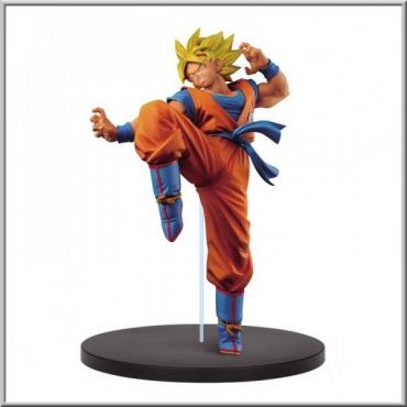 Dragon Ball Super - Figurine Goku Super Saiyan FES