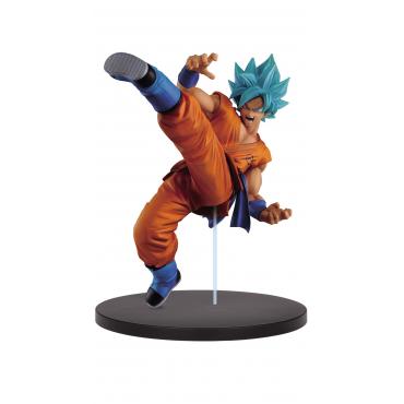 Dragon Ball Super - Figurine Goku Super Saiyan God FES