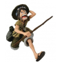 One Piece - Figurine Luffy Strong World Special Version