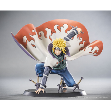 Naruto - Figurine Minato Namikaze XTRA