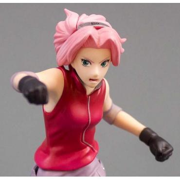 Naruto - Figurine Sakura Haruno Chibi Tsume