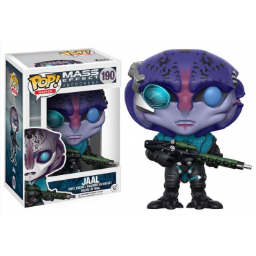 Mass Effect - POP Jaal