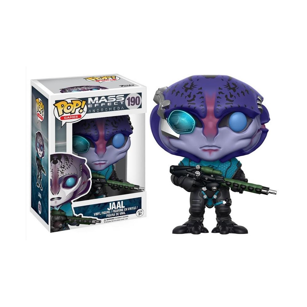 Mass Effect - POP Jaal