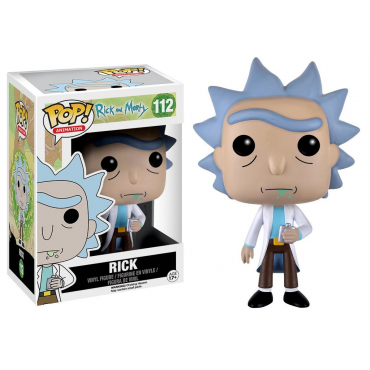 Rick And Morty - POP Rick