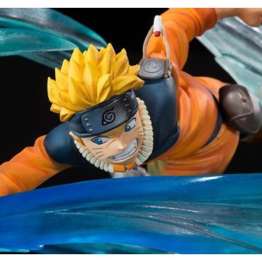 Naruto - Figurine Naruto Uzumaki Figuarts Zero Tamashi