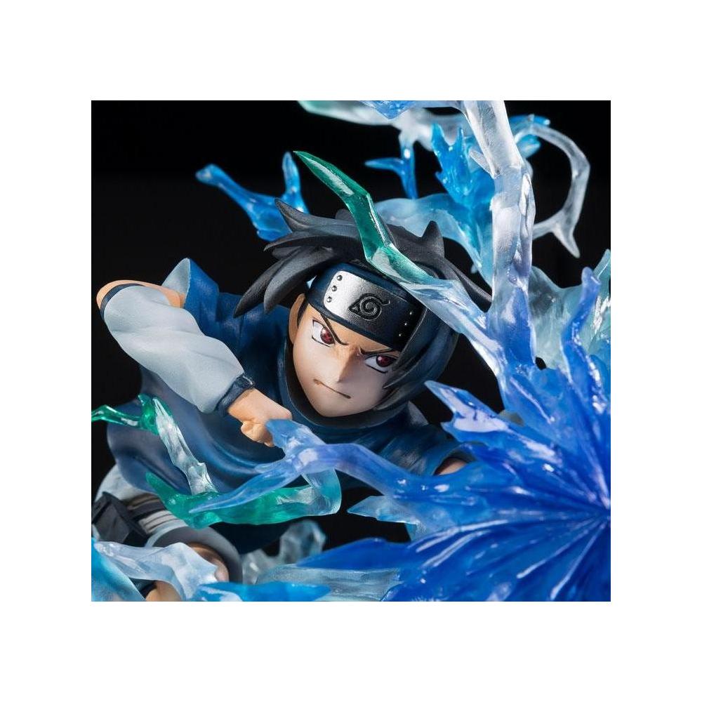 Naruto - Figurine Uchiha Sasuke Figuarts Zero