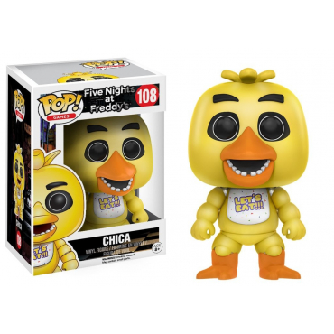 Five Nights At Freddy's - POP Chica