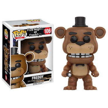 Five Nights At Freddy's - POP Freddy