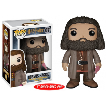 Harry Potter - POP Rubeus Hagrid