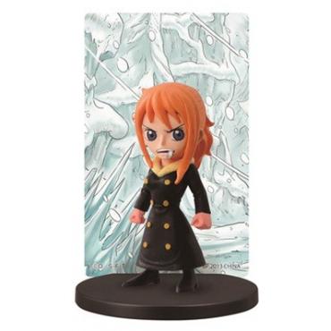 One Piece - Figurine Nami Punk Hazard Ichiban Kuji Lot F