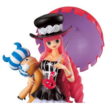 One Piece - Figurine Perona ichiban kuji Girls Collection