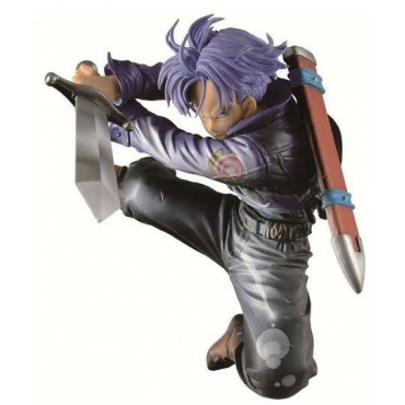 Dragon ball Z - Figurine Trunks Scultures Shining Color Version